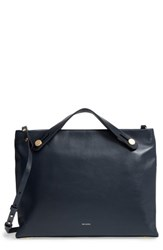 Skagen Mikkeline Leather Satchel