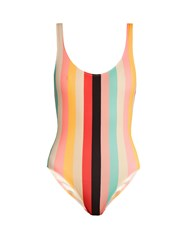 Solid And Striped The Anne Marie Swimsuit Multi