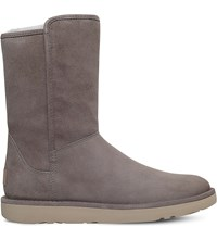 Ugg Abree Ii Short Boots Grey Light
