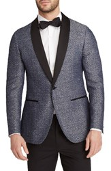 Bonobos Men's Trim Fit Cotton And Linen Dinner Jacket