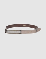 Gold Case Belts Grey