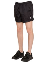 Marcelo Burlon Chico Nylon Swim Shorts