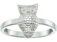 Anna Beck Owl Ring Sterling Silver Ring