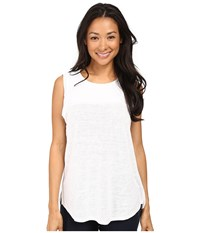 Sanctuary Essential Shell T Shirt White Women's T Shirt