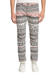 G Star Straight Fit Glyph Printed Jeans Mayan Glyp