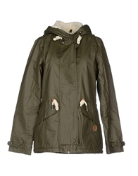 O'neill Jackets Military Green