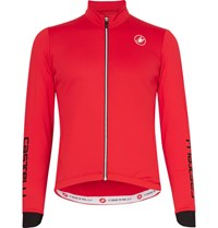 Castelli Puro 2 Cycling Jersey Red