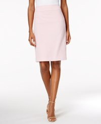 Kasper Classic Pencil Skirt Tutu Pink