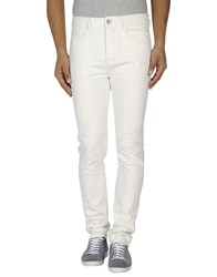 Haikure Denim Denim Trousers Men White