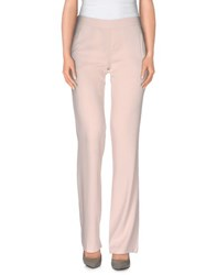 Carla G. Trousers Casual Trousers Women Light Pink