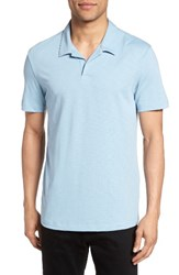 Theory Men's Willem Atmos Polo Fading