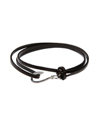 First People First Jewellery Bracelets Men Dark Brown