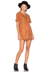 Raga Little Rock Dress Brown