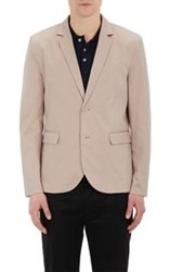 Atm Anthony Thomas Melillo Twill Two Button Sportcoat Yellow