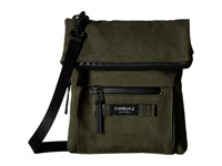 Timbuk2 Cargo Crossbody Canvas Army Cross Body Handbags Green