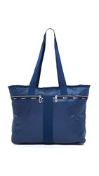 Le Sport Sac Street Tote Classic Navy