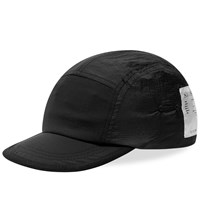 Satisfy Trail Running Cap Black