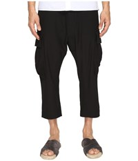 Vivienne Westwood Seersucker Samurai Trousers Navy Men's Casual Pants