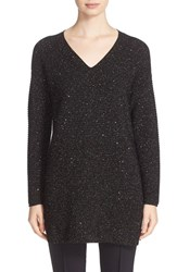 Lafayette 148 New York Women's Sequin Silk Blend Knit Tunic
