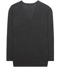 Atm Anthony Thomas Melillo Cashmere Sweater Grey