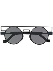 Vava Industrial Style Sunglasses Black