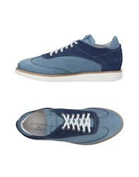 Alberto Guardiani Lace Up Shoes Sky Blue