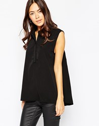 Minimum Sleeveless Shirt 999Black