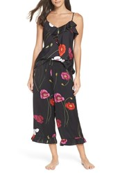 Josie Freestyle Cami Pajamas Black Pearl