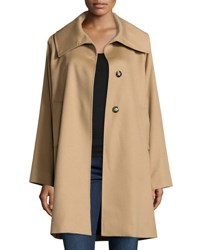 Jane Post The Cashmere Coat Camel