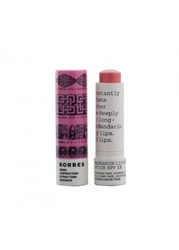 Korres Lip Butter Stick Pink Spf15