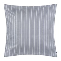 Tommy Hilfiger Sateen Stripe Pillowcase Navy 65X65cm