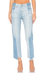 Ag Adriano Goldschmied Phoebe Frayed Hem Jean 19 Years Splinter