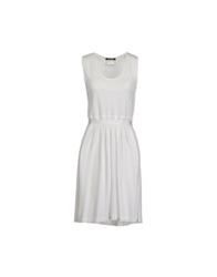 Scooterplus Short Dresses White