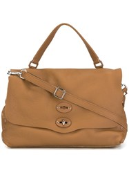 Zanellato 'Postina' Satchel Brown