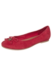 Tom Tailor Ballet Pumps Red