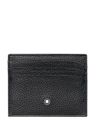 Montblanc Meisterstuck Soft Grain 6Cc Card Holder