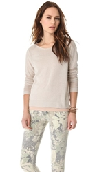 Top Secret Victoria Sweater Taupe