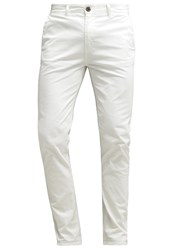 Pier One Chinos Off White Off White
