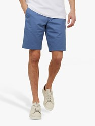 Ted Baker Selshor Chino Shorts Bright Blue