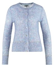 Noa Noa Cardigan Celestial Blue Light Blue