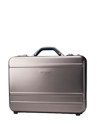Samsonite Metal Briefcase Gunmetal