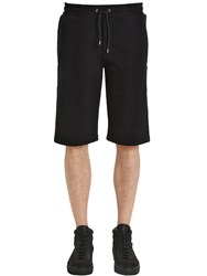Mcq By Alexander Mcqueen Printed Cotton Sweat Shorts