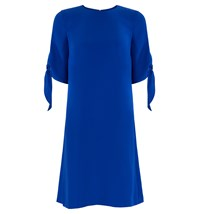 Hobbs Anita Dress Cobalt