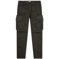 C.P. Company Garment Dyed Cargo Pant Green