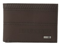 Billabong Vacant Wallet Chocolate Wallet Handbags Brown