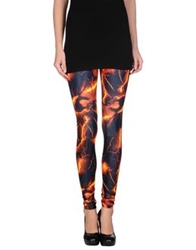 Andrea Crews Leggings Orange