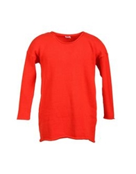 Filippa K Crewneck Sweaters Orange