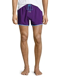 2Xist Jogger Mid Thigh Swim Trunks Acai