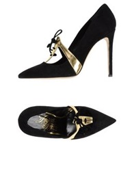Alejandro Ingelmo Pumps Black
