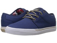 Globe Mahalo Navy Tartan Men's Skate Shoes